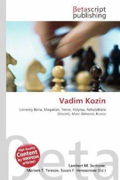 Vadim Kozin