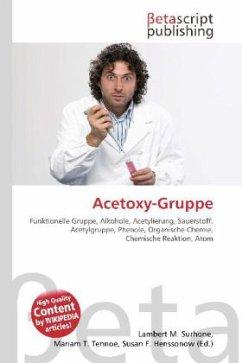 Acetoxy-Gruppe