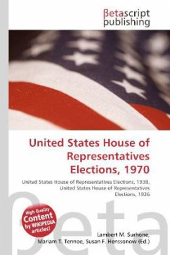 United States House of Representatives Elections, 1970