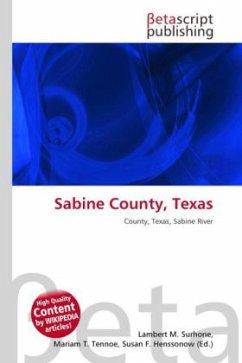 Sabine County, Texas