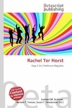Rachel ter horst rather And