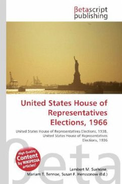 United States House of Representatives Elections, 1966
