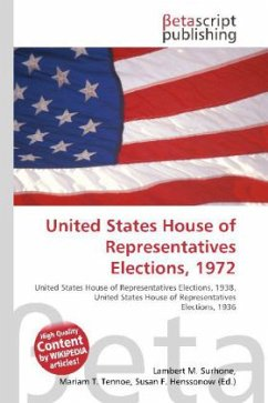 United States House of Representatives Elections, 1972