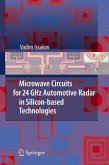 Microwave Circuits for 24 GHz Automotive Radar in Silicon-based Technologies