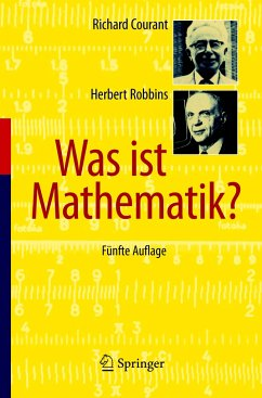 Was ist Mathematik? - Courant, Richard; Robbins, Herbert