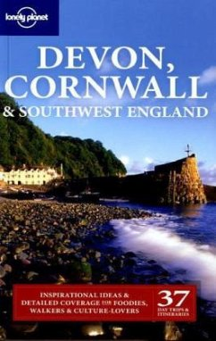 Lonely Planet Devon, Cornwall & Southwest England - Berry, Oliver; Dixon, Belinda