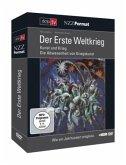 Der Erste Weltkrieg - Kunst und Krieg / Die Abwesenheit von Kriegskunst (4 Discs)
