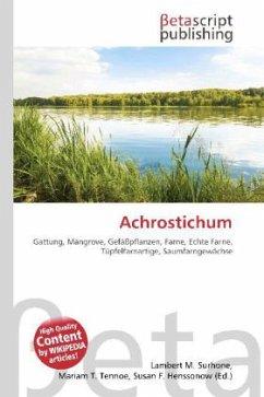 Achrostichum