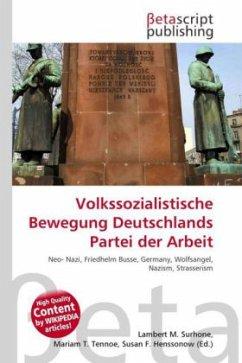 Volkssozialistische Bewegung Deutschlands Partei der Arbeit