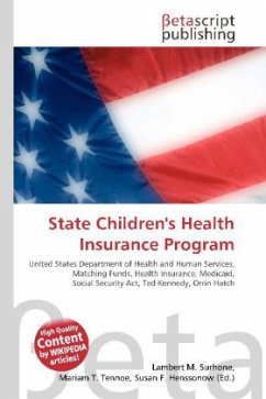 State Children's Health Insurance Program