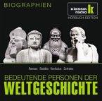 Ramses. Buddha. Konfuzius. Sokrates, 1 Audio-CD