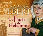 Der Fluch der Hebamme, 6 Audio-CDs