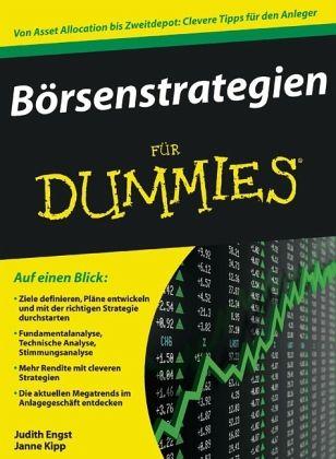 Börsenstrategien für Dummies - Engst, Judith; Kipp, Janne J.