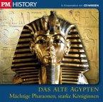 Mächtige Pharaonen, starke Königinnen, 1 Audio-CD / Das Alte Ägypten, je 1 Audio-CD