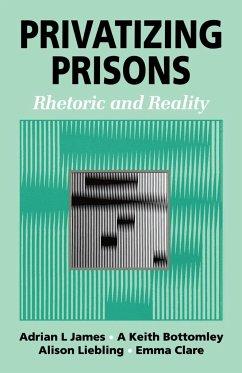 Privatizing Prisons