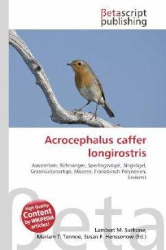 Acrocephalus caffer longirostris