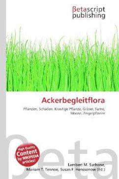 Ackerbegleitflora