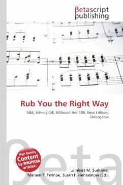 Rub You the Right Way