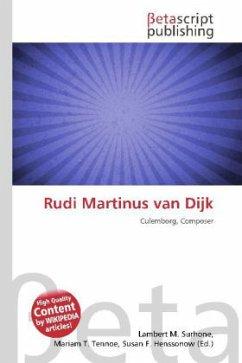 Rudi Martinus van Dijk