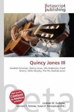 Quincy Jones III