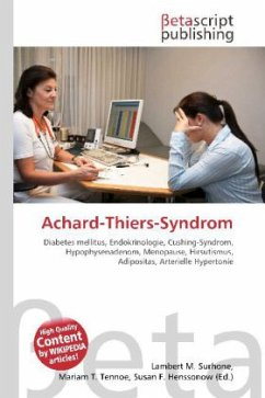Achard-Thiers-Syndrom