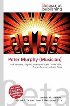 Peter Murphy (Musician)