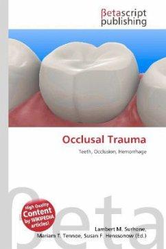 Occlusal Trauma