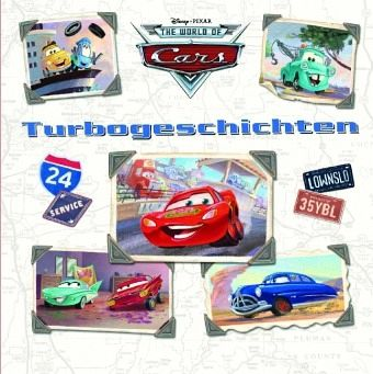 Cars Turbogeschichten - Disney, Walt