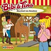 Abschied von Amadeus / Bibi & Tina Bd.65 (CD)