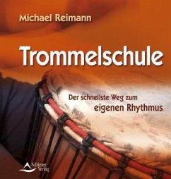Trommelschule, m. Audio-CD