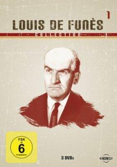 Louis de Funès Collection 1 (3 Discs)