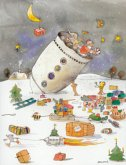 Weihnachtsrakete Adventskalender