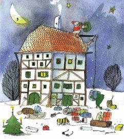 Weihnachtshaus Adventskalender - Janosch
