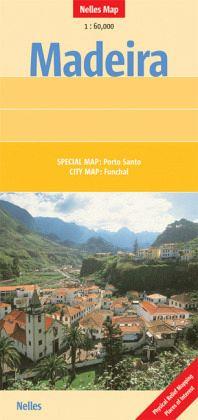 Nelles Maps Madeira
