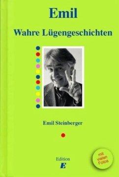 Wahre Lügengeschichten - Steinberger, Emil