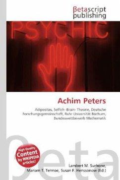 Achim Peters