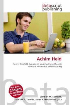 Achim Held