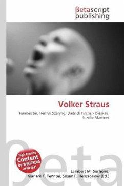 Volker Straus