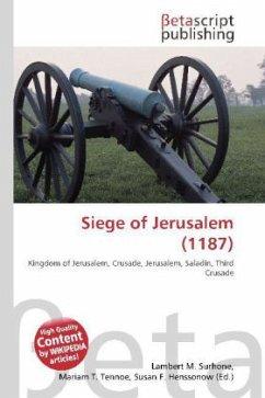 Siege of Jerusalem (1187)
