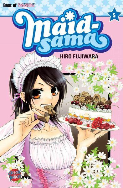 Maid-sama Bd.5 - Fujiwara, Hiro