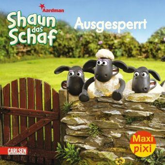 Shaun das Schaf - Ausgesperrt