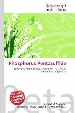 Phosphorus Pentasulfide