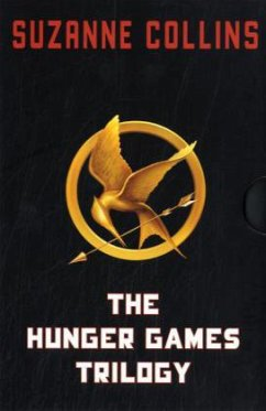 The Hunger Games Trilogy, 3 Vols. - Collins, Suzanne