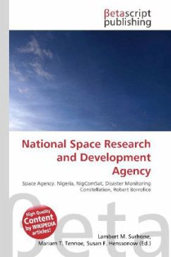 National Space Research and Development Agency