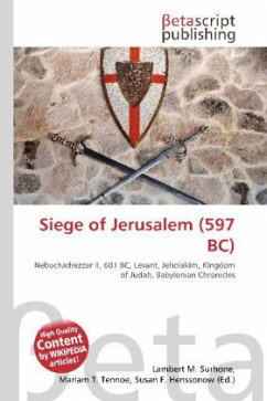 Siege of Jerusalem (597 BC)