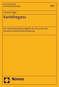 Kartellregress - Krüger, Carsten