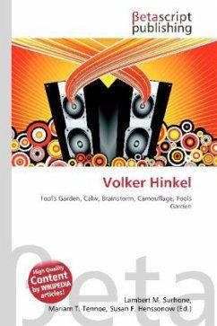 Volker Hinkel