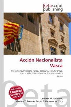 Acción Nacionalista Vasca