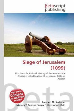 Siege of Jerusalem (1099)