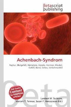 Achenbach-Syndrom